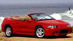 1999 Eclipse Spyder