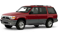 2001 Mountaineer