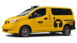 2014 NV200 Taxi