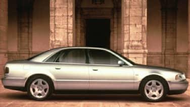 (4.2) 4dr Quattro Sedan