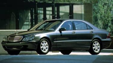 (Base) S430 4dr Sedan