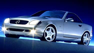 (Limited Edition) SLK230 2dr Roadster
