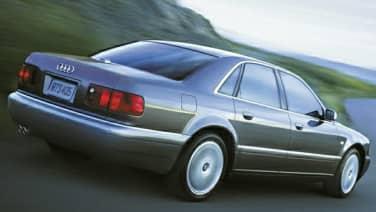 (4.2) 4dr All-wheel Drive Quattro Sedan