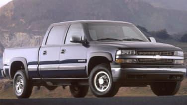 2001 Chevrolet Silverado 1500HD