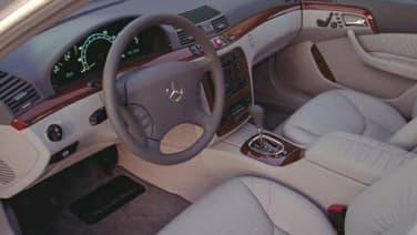 (Base) S500 4dr Sedan