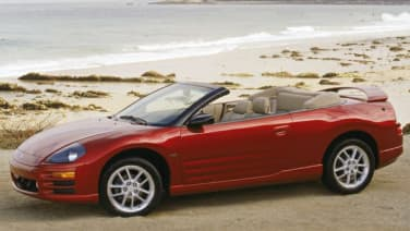 2002 Mitsubishi Eclipse Spyder