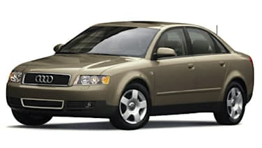 (1.8T w/painted bumpers) 4dr Front-wheel Drive FrontTrak Sedan