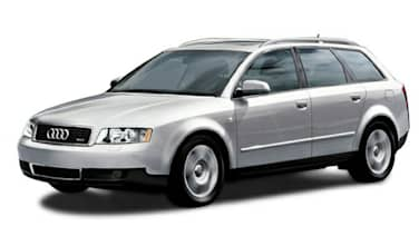 (3.0 Avant w/painted bumpers) 4dr All-wheel Drive Quattro Station Wagon