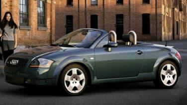 (1.8L) 2dr Front-wheel Drive FrontTrak Roadster