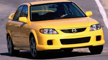 2003 Mazda MAZDASPEED Protege