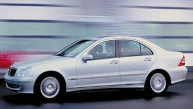 (Kompressor Sport) C230 4dr Sedan