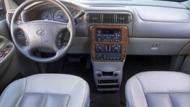 (GLS) All-wheel Drive Passenger Van