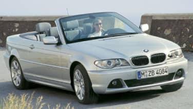 (Ci) 2dr Rear-wheel Drive Convertible