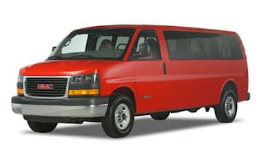 (LS) All-wheel Drive G1500 Passenger Van