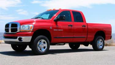 (Laramie) 4x4 Quad Cab 160.5 in. WB DRW