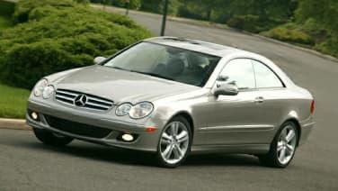 (Base) CLK550 2dr Coupe