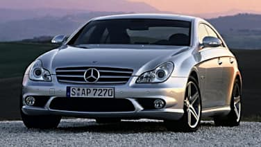 (Base) CLS63 AMG 4dr Coupe