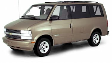 (Base) Rear-wheel Drive Passenger Van