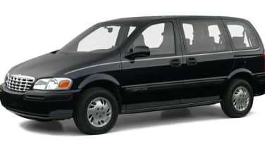 (Base) 4dr Passenger Van