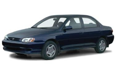 (LS w/Power Pkg) 4dr Sedan
