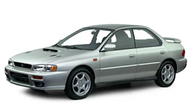 (2.5RS) 2dr All-wheel Drive Coupe