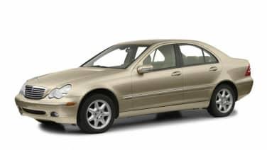 (Base) C240 4dr Sedan
