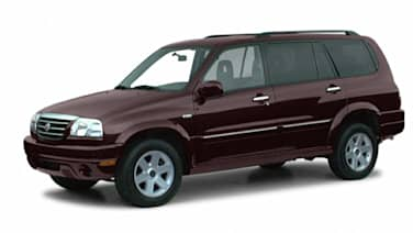 2001 Suzuki Grand Vitara XL-7