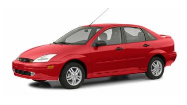 (SE Zetec Comfort) 4dr Sedan