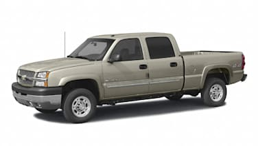 (LS) 4x2 Crew Cab 6.6 ft. box 153 in. WB