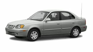 (GL w/o Side Impact Air Bags) 4dr Sedan
