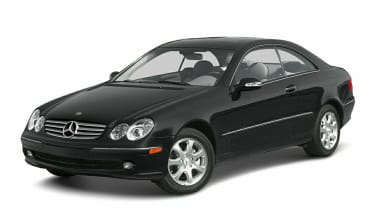 (Base) CLK500 2dr Coupe