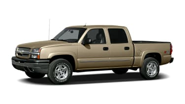 (LS) 4x2 Crew Cab 5.7 ft. box 143.5 in. WB