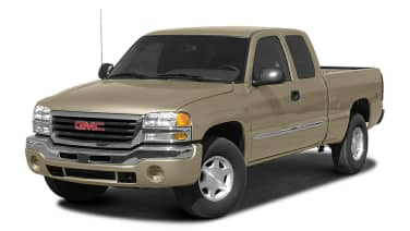 (SLE) 4x4 Extended Cab 8 ft. box 157.5 in. WB