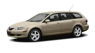 (s) 4dr Sport Wagon