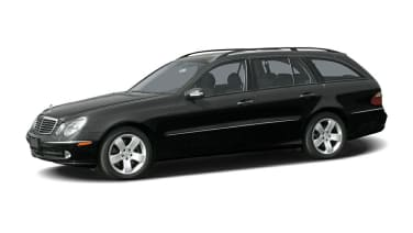 (Base) E320 4dr Rear-wheel Drive Station Wagon