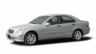 (Base) C240 4dr Rear-wheel Drive Sedan