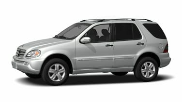 (Base) ML350 4dr All-wheel Drive