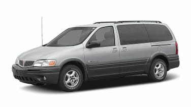 (M16 w/1SE Pkg.) Front-wheel Drive Extended Passenger Van