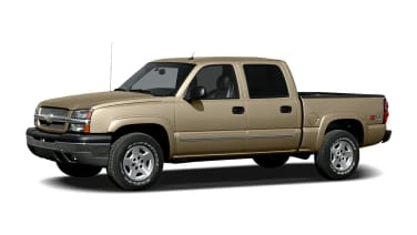 (LS) 4x4 Crew Cab 5.75 ft. box 143.5 in. WB