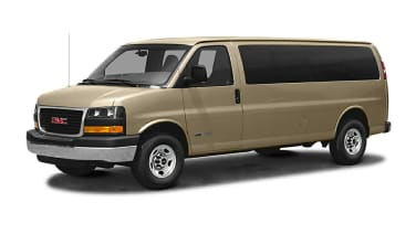 (Standard) Rear-wheel Drive G1500 Passenger Van