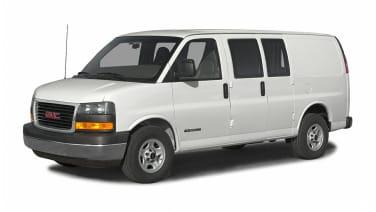 (Standard) Rear-wheel Drive G1500 Cargo Van