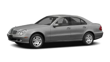 (Base) E320 4dr Rear-wheel Drive Sedan