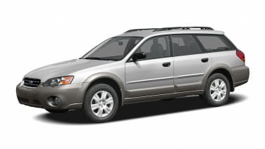 (2.5i) 4dr All-wheel Drive Wagon