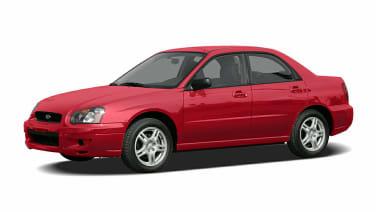 (2.5RS) 4dr All-wheel Drive Sedan