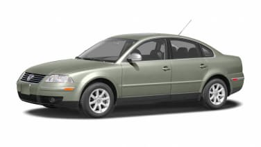 (GLS 1.8T) 4dr Front-wheel Drive Sedan