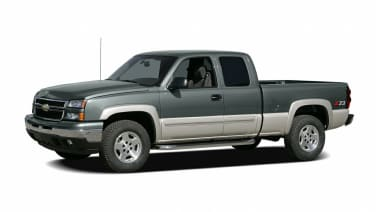(LS) 4x2 Extended Cab 6.5 ft. box 143.5 in. WB