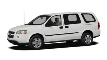 (Cargo) Front-wheel Drive Cargo Van