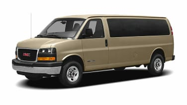 (LS) All-wheel Drive G1500 Passenger Van