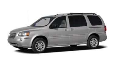 (CX) Front-wheel Drive Passenger Van