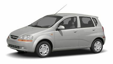 (LS) 4dr Hatchback
